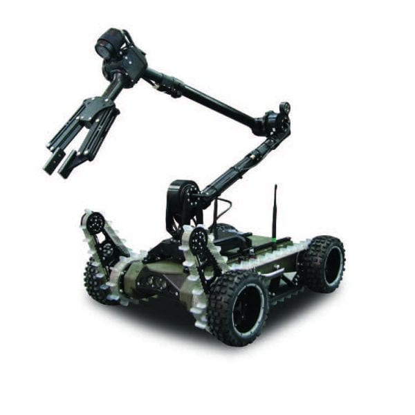 UNMANNED GROUND VEHICLES 1