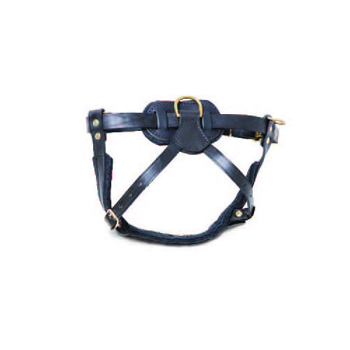 LEATHER TRACKING HARNESS 1